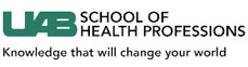 University of Alabama School of Health Professionals Logo